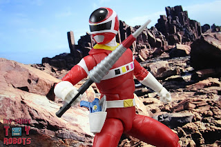 Power Rangers Lightning Collection In Space Red Ranger vs Astronema 23