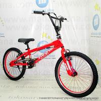 Sepeda BMX Evergreen E3 FreeStyle 20 Inci