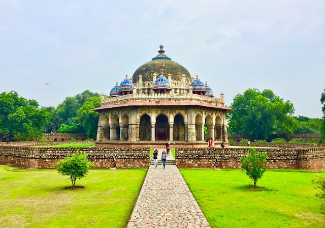 Isa Khan's Tomb, Best Places to Visit in Delhi