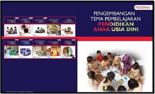 Download Pengembangan Tema Pembelajaran PAUD