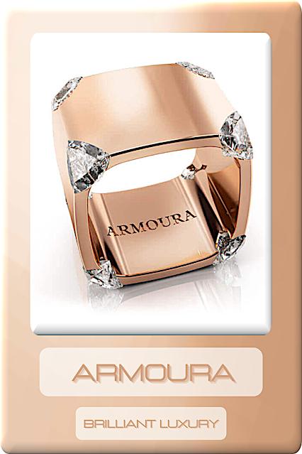 ♦Armoura Fine Jewelry #jewelry #armoura #brilliantluxury