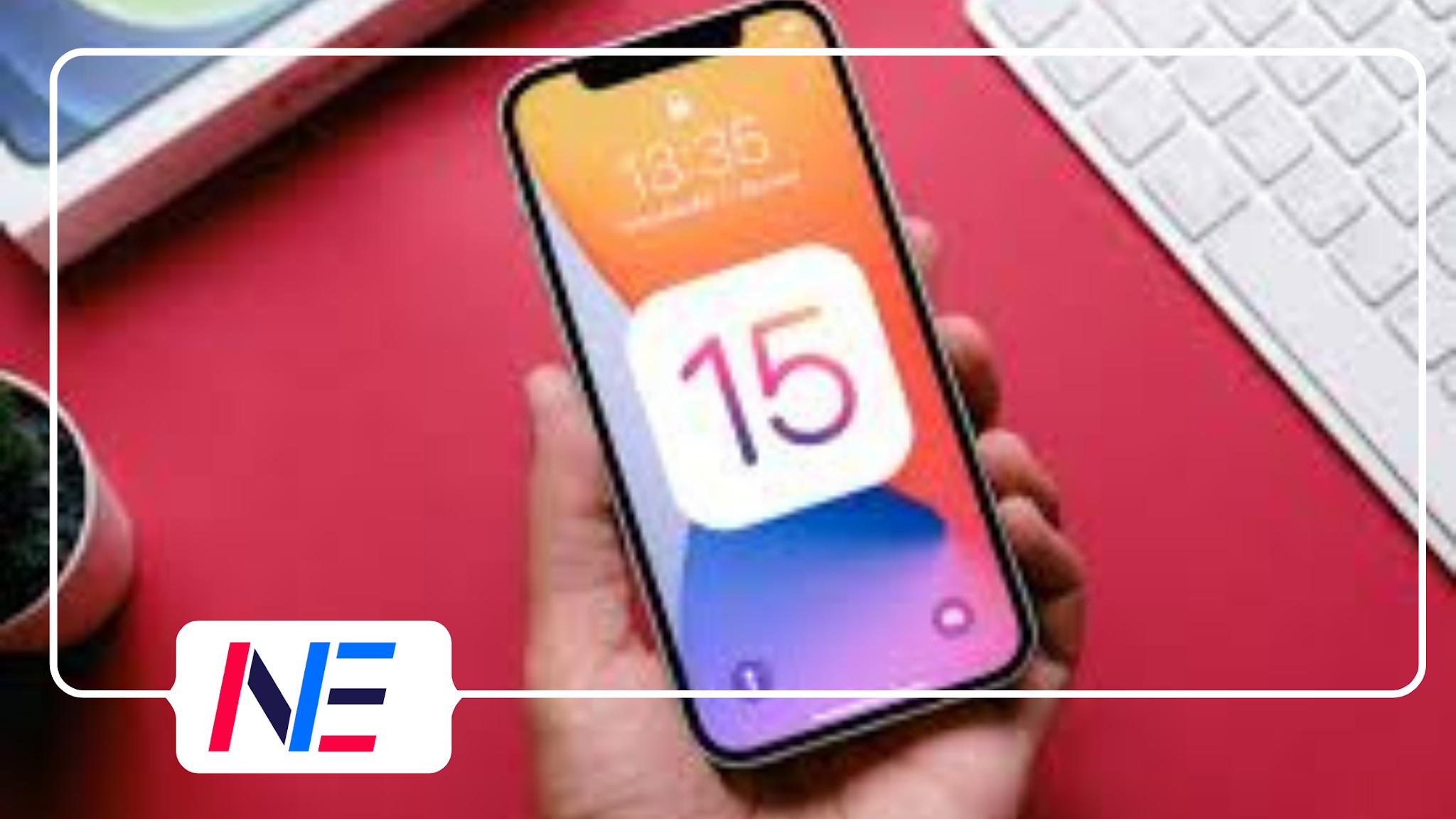Apple - Iphone .. تعرف علي مميزات تحديثات 15 iOS الجديدة من شركة أبل في هواتف آيفون | نظام التحديث الجديد لشركة Apple في تليفون آيفون