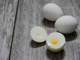 boiled egg benefits