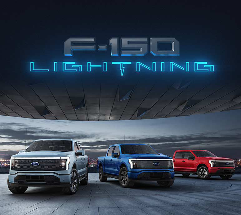 Earnhardt Rodeo Ford Introduces the 2022 Ford F150 Lightning Pro, the First Ford Electric Truck