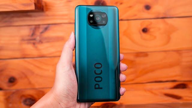 مواصفات هاتف Xiaomi Poco X3 NFC