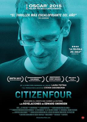 Citizenfour (2014) แฉกระฉ่อนโลก (ซับไทย)