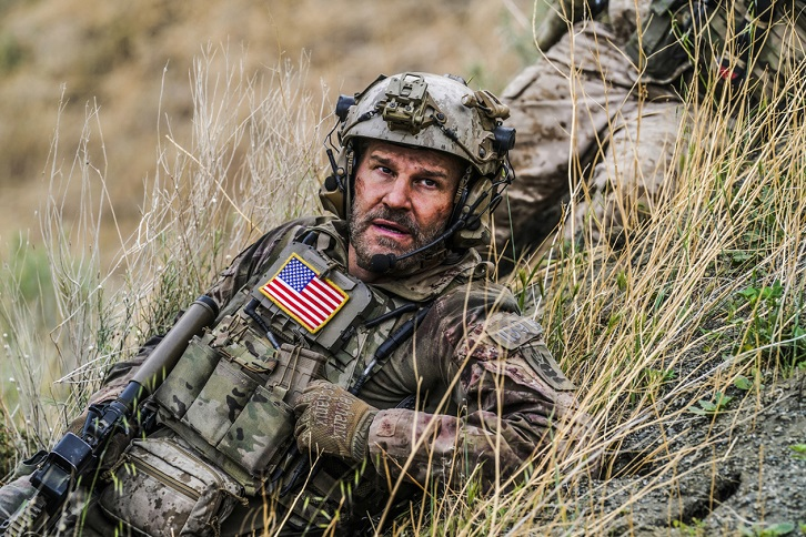 SEAL Team - Episode 4.16 (Season Finale) - One Life To Live - Promotional Photos + Press Release