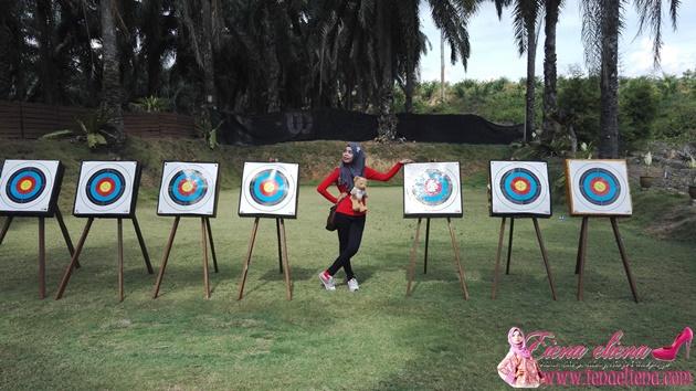 Archery di  Bilut Extreme Park Bentong