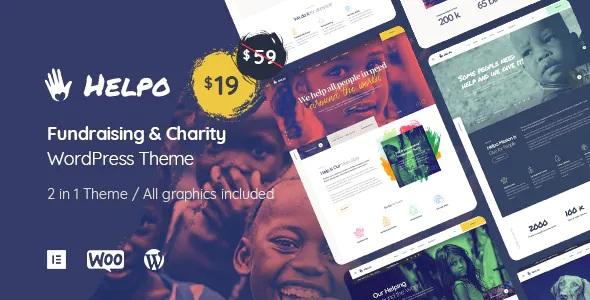 Best Fundraising & Charity WordPress Theme