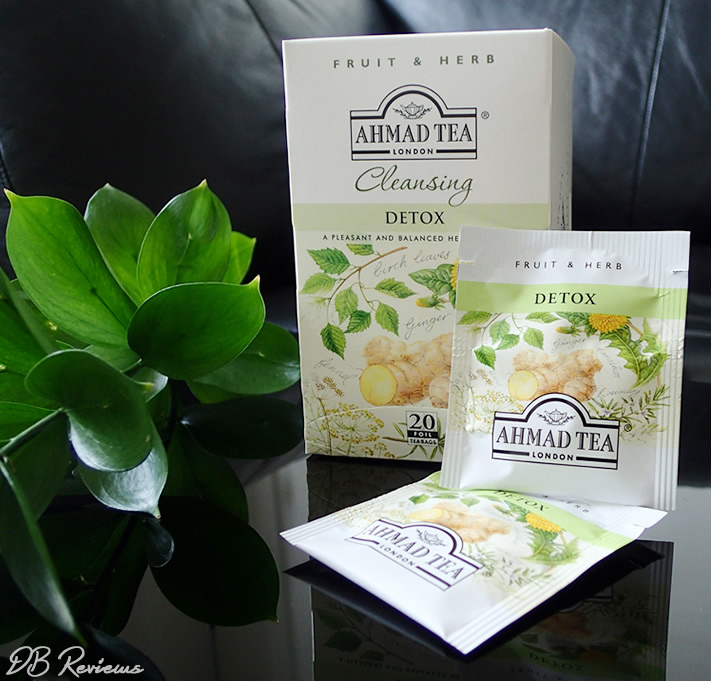 Ahmad Tea - Review and Giveaway