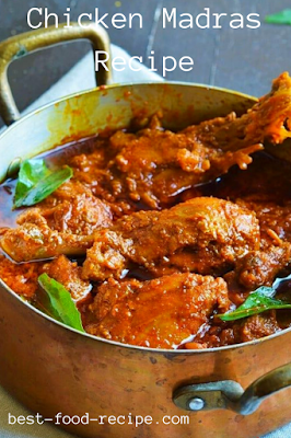 Chicken Madras Recipe