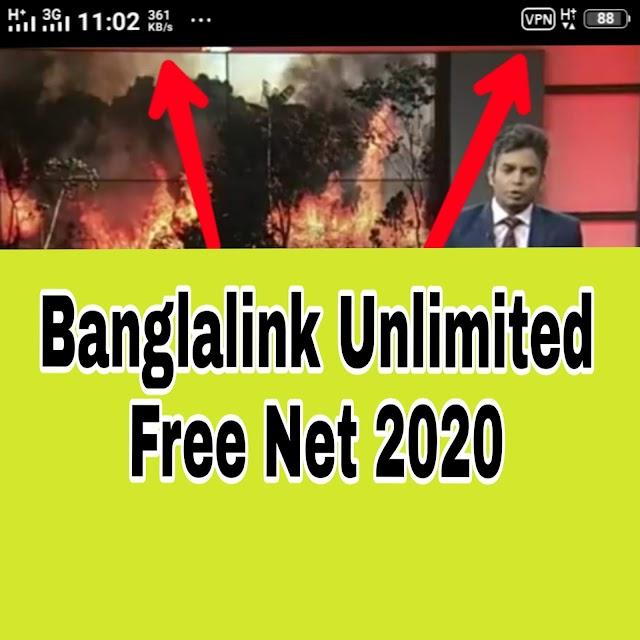 Banglalink Unlimited Free Net New VPN | বাংলালিংক ফ্রি নেট চালান নতুন ভিপিএন দিয়ে