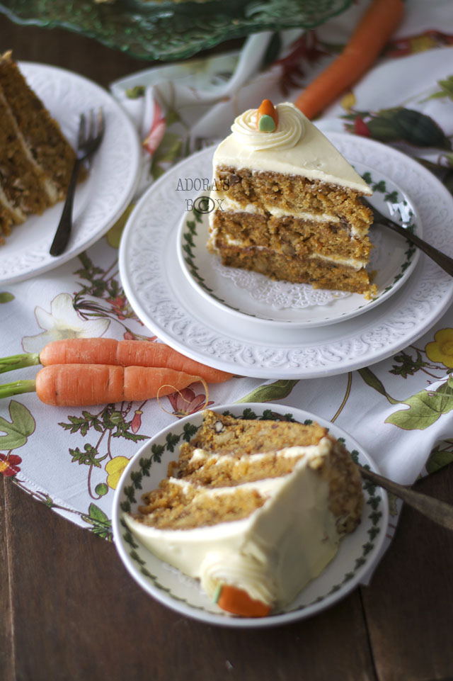 Why They Used Carrots For Cake