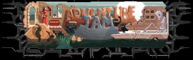 Logo de la Adventure Jam.