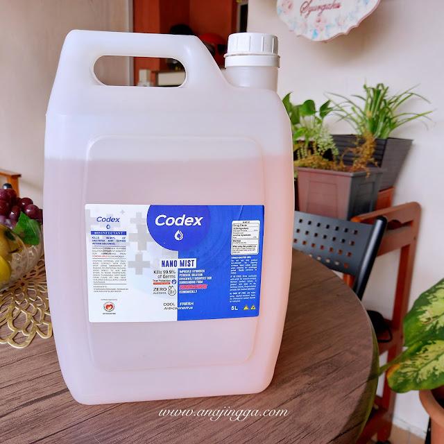 spray sanitizer