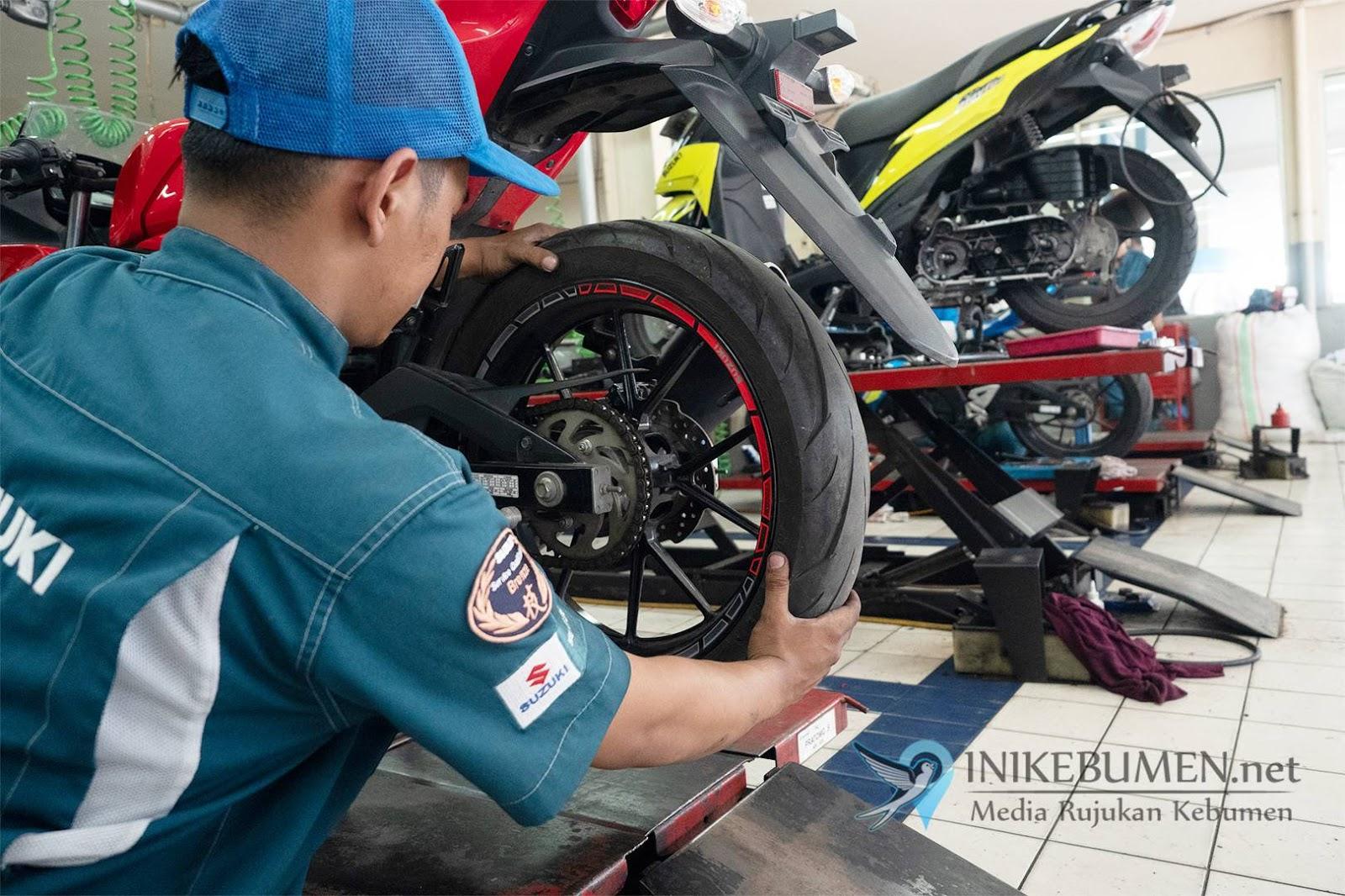 Suzuki Lakukan Product Quality Update untuk Sepeda Motor Suzuki Address FI