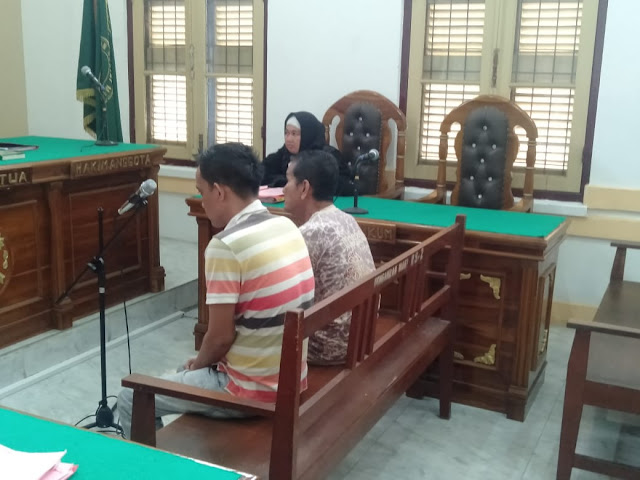Sindikat Narkoba Jaringan Malaysia-Tanjungbalai Dituntut 16 Tahun Penjara