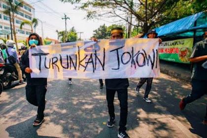 """M Rizal Fadillah: """"Lampu Kuning Jokowi"""""""