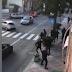Cagliari, picchiati a cinghiate i tifosi laziali, un ferito lieve