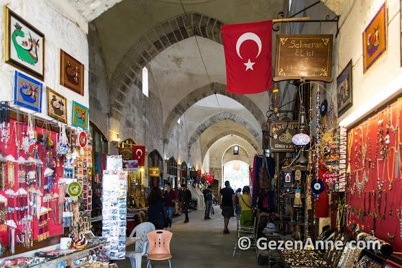 Kırkkaşık Bedesteni restore edilerek turizme kazandırılmış, Tarsus İçel