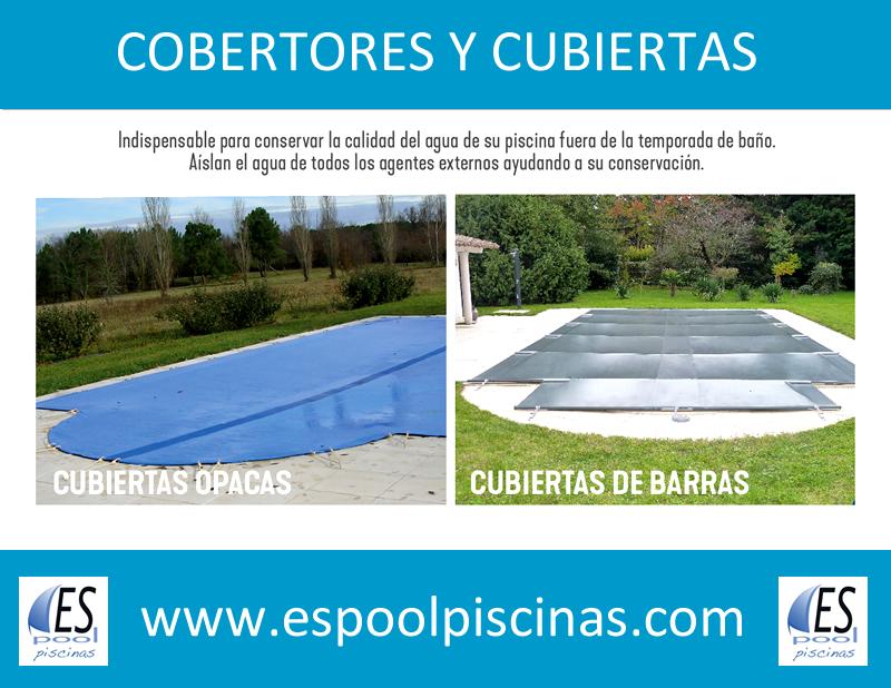Optimiza tu piscina con nuestros cobertores y cubierttas de piscina - Espool Piscinas
