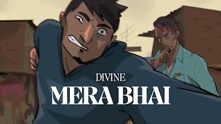 MERA BHAI (मेरा भाई Lyrics in Hindi) - Divine