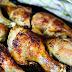 Marinated Baked Chicken Drumsticks + video