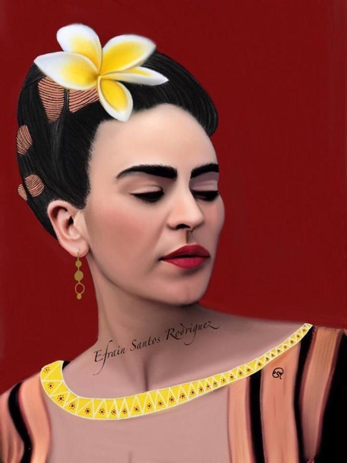 Пуэрториканский художник.