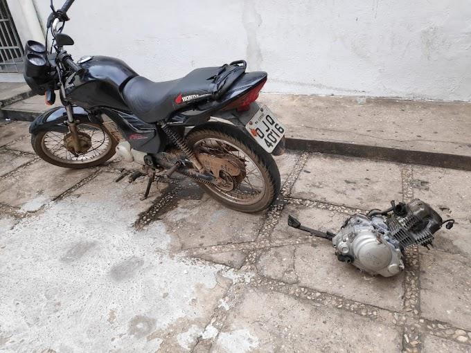 NA MIRA - Polícia Civil em Caxias prende suspeito de roubar motocicletas