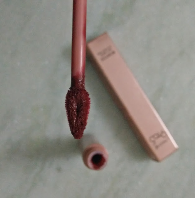 Lakme 9 to 5 Burgundy Lush Weightless Matte Mousse Lip and Cheek Color Review