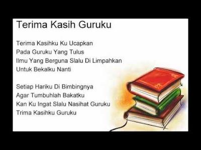 Puisi Untuk Guru Terbaru