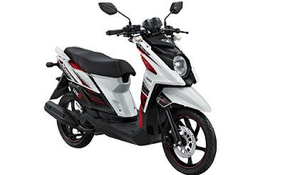 Harga dan Spesifikasi Yamaha X-Ride Terbaru