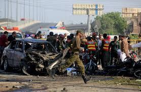 Lahore terrorist attack