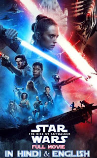 Star Wars The Rise of Skywalker (2019) Full Movie Hindi Dual Audio 480p 720p BRRip