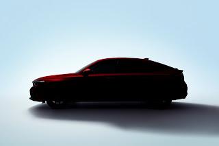 Honda Menampilkan Teaser All New Honda Civic Hatchback yang Dapat Diakses Secara Virtual