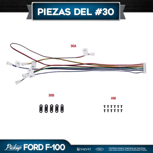 Entrega 30 Ford F-100