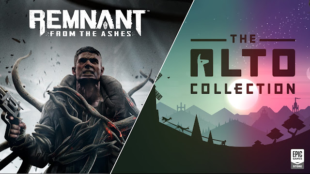Epic 商店限時免費領取《Remnant: From the Ashes》及《The Alto Collection》