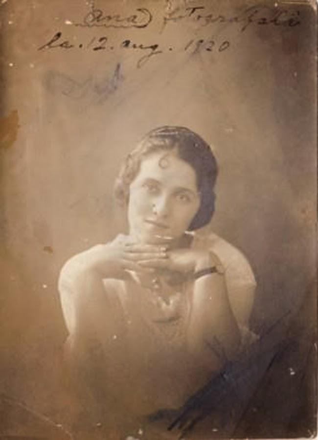 Femeia in rosu - Dillinger