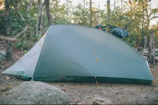 Backpacking Tent/hybrid