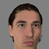 Héctor Bellerín Fifa 20 to 16 face