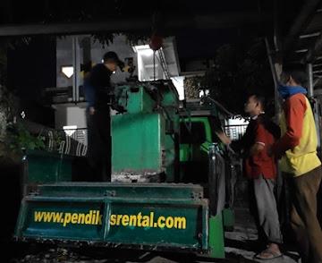 Sewa Takel Chain Block Kerekan Malang