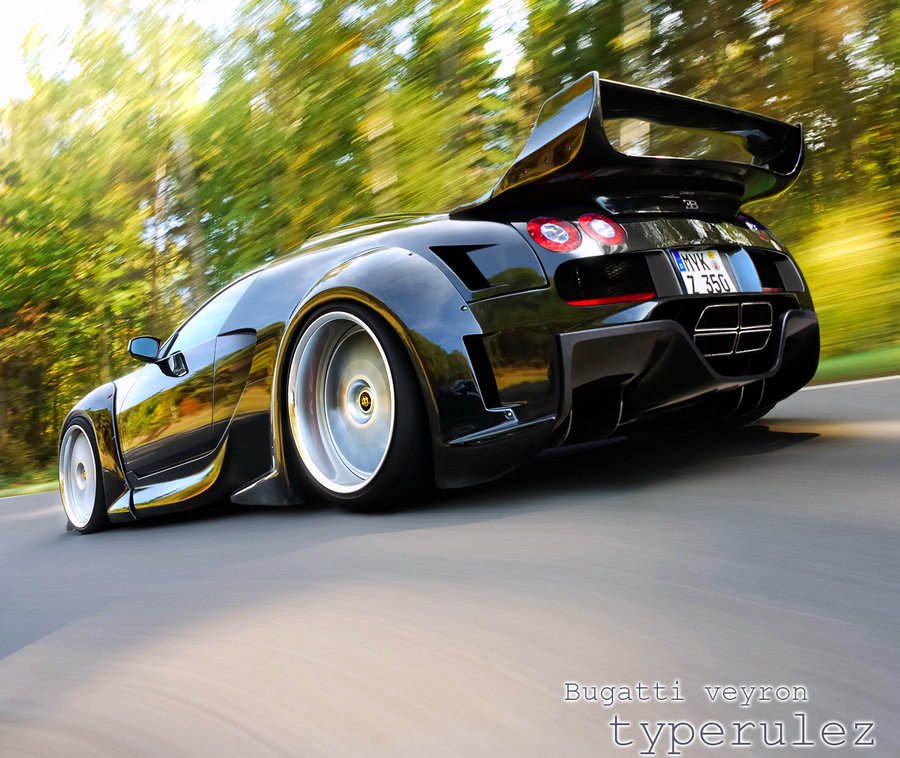 Bugatti Veyron Cars Wallpapers