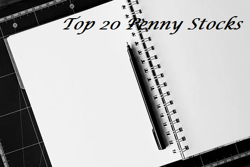 Top 20 Penny Stocks