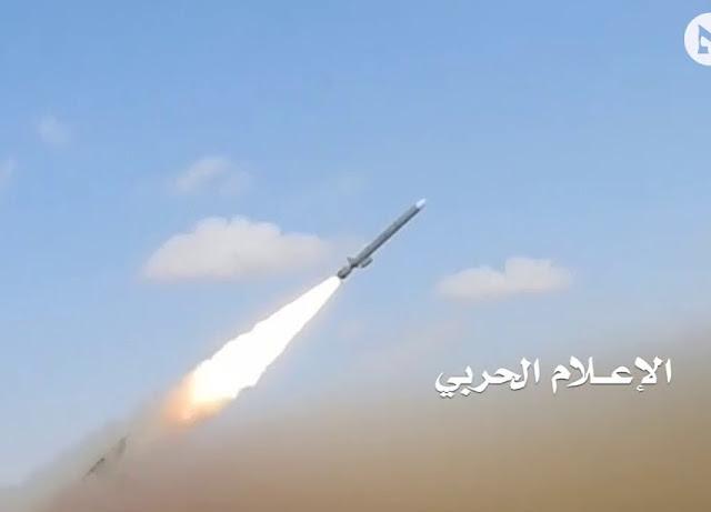 Phiến quân Houthi bắn hàng loạt tên lửa đạn đạo tầm ngắn vào Trại lính của Ả Rập Saudi