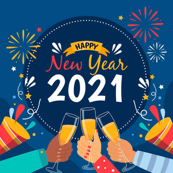 2021 Happy New Year to all the Peoples of World.