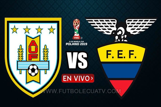 Uruguay y Ecuador se enfrentan en vivo 📲 a partir de las 10:30 horario de nuestro territorio a efectuarse en el Estadio Arena Lublin por los octavos de final del Mundial Sub-20 Polonia 2019, siendo el juez Michael Oliver de nacionalidad inglesa con transmisión de los medio autorizados Canal Uno y DirecTV Sports.