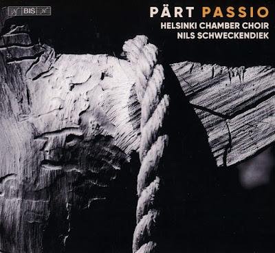 Part Passio Helsinki Chamber Choir Nils Schweckendiek