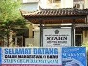 Info Pendaftaran Mahasiswa Baru ( STAHN Gde Pudja Mataram ) 2018-2019