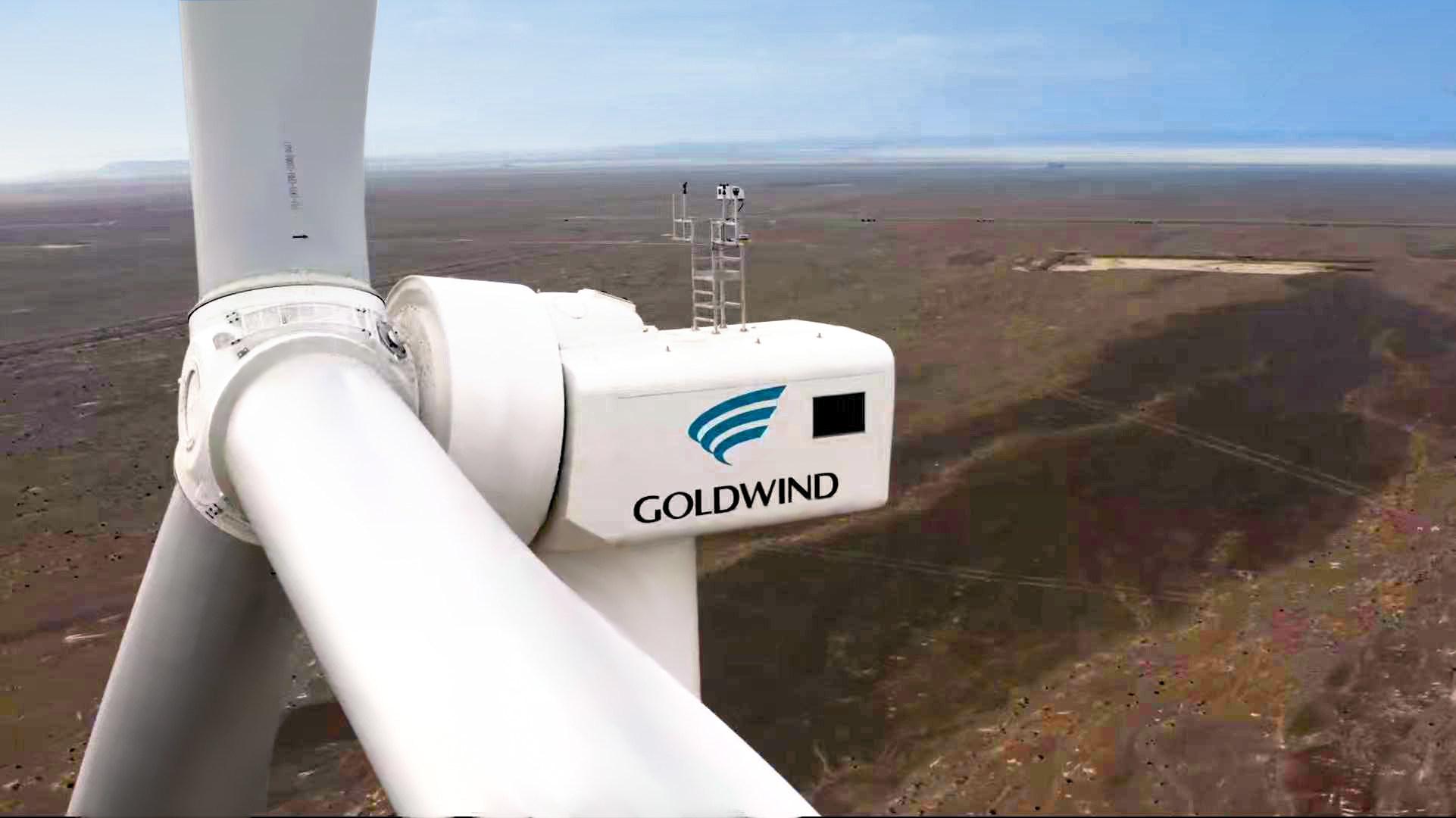 Goldwind's 5-Megawatt Plus Onshore Test Turbine Marks Grid Connection Milestone