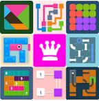 Puzzledom – classic puzzles all in one apk